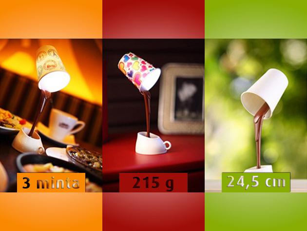 A te asztalodon is legyen vicces és bohém lámpa, hogy minden napod vidámabb legyen!