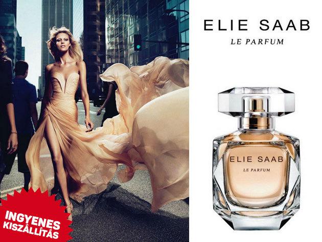 Elie Saab eredeti női parfümök és EDT-k, ingyenes kiszállítással: Le Parfum Rose Couture, Le Parfum L'eau Couture, Le Parfum, Intense változatban is (50-90 ml)