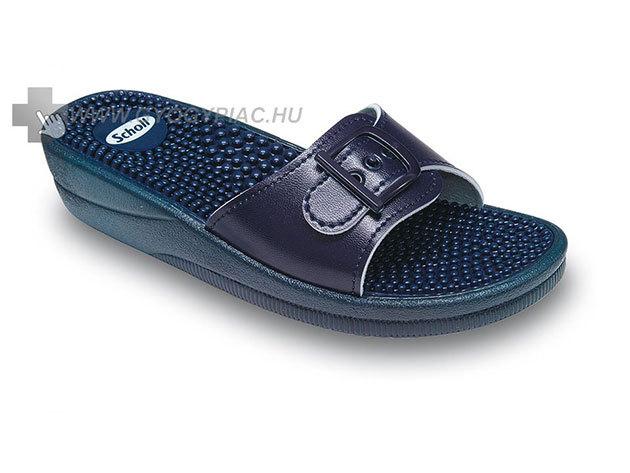 SCHOLL Standard M tüskés papucs - kék - 35