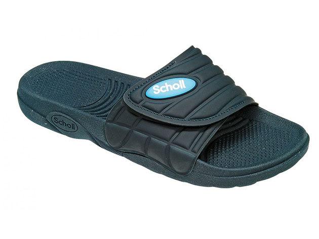 SCHOLL Standard N strandpapucs - kék - 35