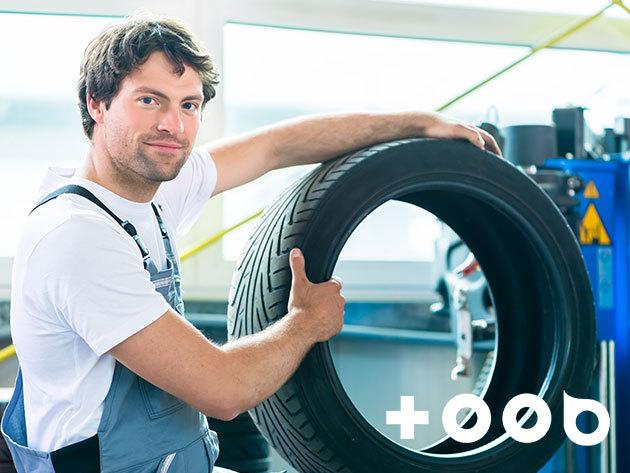 Szezonális gumicsere centrírozással (4 db) a TOOB&VELOX gumiszervíznél (IX. kerület) igény esetén külső-belső autómosás kedvezményesen