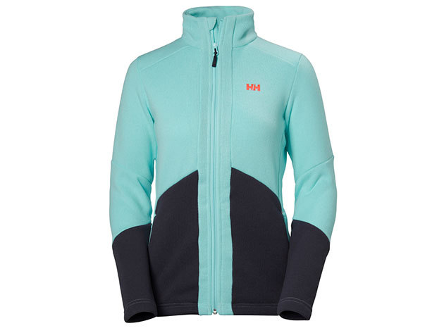Helly Hansen W EQ BLACK MIDLAYER JACKET GLACIER XS (51796_546-XS)