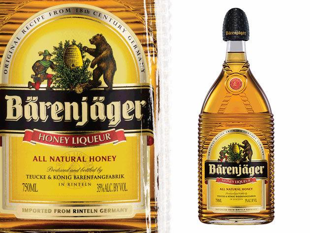 Bärenjäger mézlikőr (0,7l) 35% alkohol tartalommal - Tedd különlegessé az ünnepi koccintást!