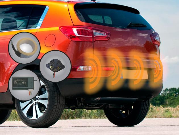 Vigyázz az autódra és használd a parkoló szenzor nyújtotta segítséget!