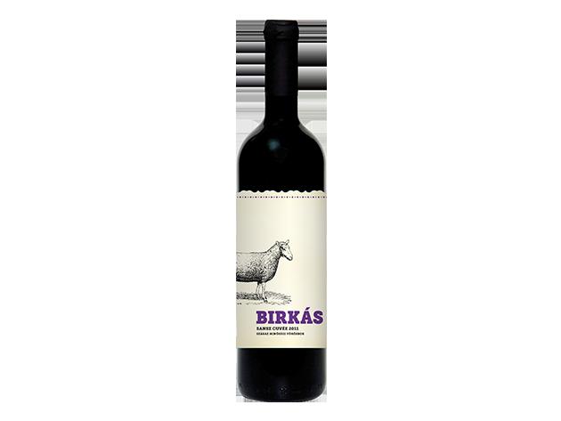 Birkás Sansz 2015. Kékfrankos & cabernet franc - AZONNAL ÁTVEHETŐ