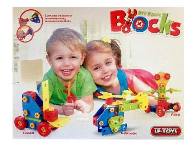 Blocks építőjáték - IRP-000000601