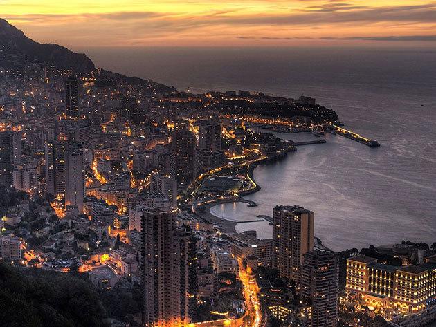 Szilveszter Monacoban -  buszos kirándulás 2019. dec. 30 – 2020. jan. 1. / fő