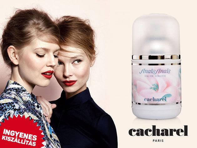 Cacharel - Anais Anais EDT nőknek (100ml) eredeti parfüm ingyenes kiszállítással - virágos illat