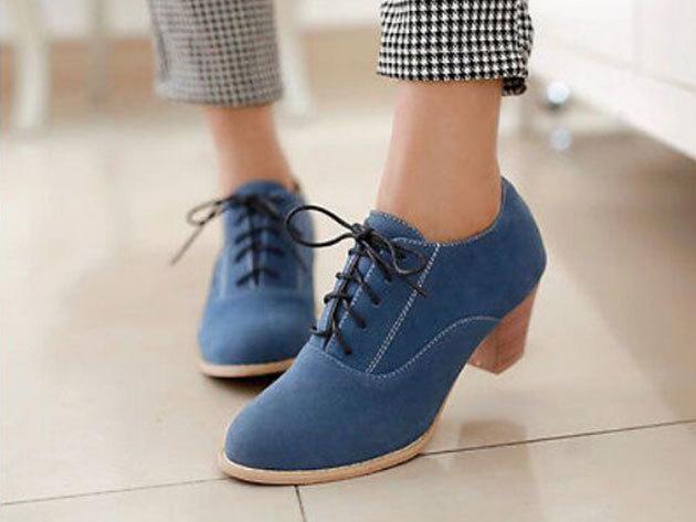 Talpalás/talptörés - női fél cipőn vagy csizmán