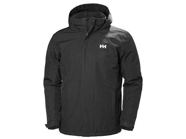 Helly Hansen DUBLINER INSULATED JACKET BLACK XL (53117_990-XL)