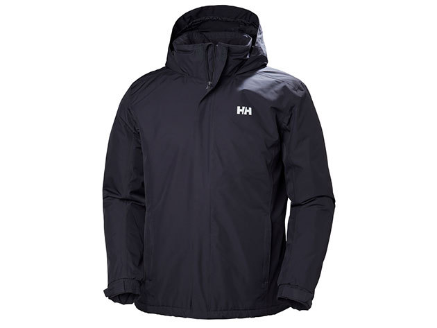 Helly Hansen DUBLINER INSULATED JACKET GRAPHITE BLUE M (53117_994-M)