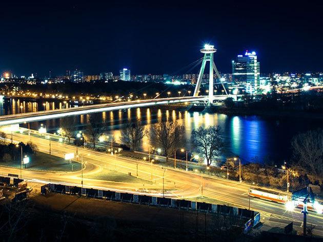 Szlovákia, Pozsony -3 nap / 2 éjszaka szállás 2 fő részére reggelivel - Hotel Bratislava****