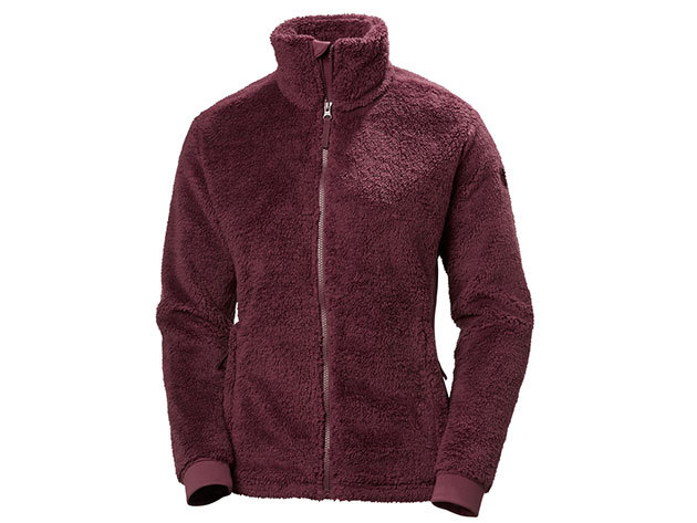 Helly Hansen W PRECIOUS FLEECE JACKET PORT M (51798_117-M)