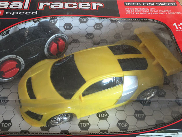 Real racer Audi R8 - IRP-000001217