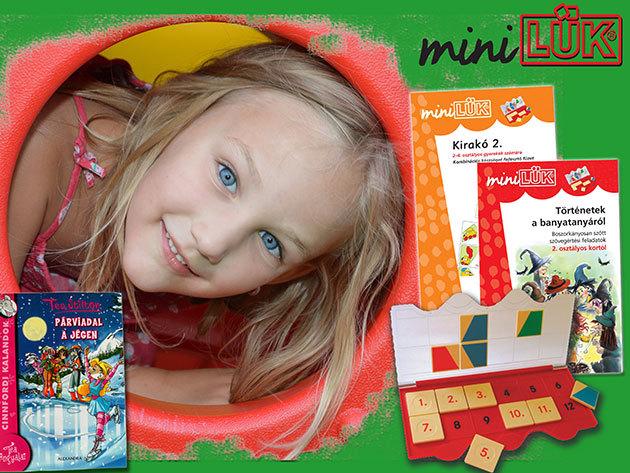Készségfejlesztő logikai játék csomag + Tea Stilton könyv Iskolásoknak