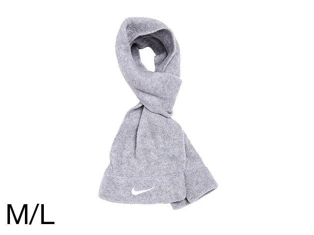 Nike Scarf - női sál szürke M/L (594445/660SL_szürke_M/L)