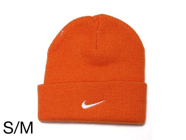 Nike Basic Swoosh Hat - kislány sapka narancssárga S/M (245801/820_narancssárga_S/M)