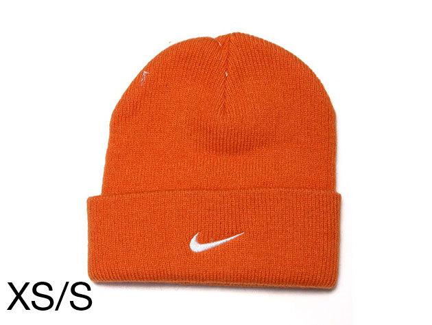 Nike Basic Swoosh Hat - kislány sapka narancssárga XS/S (245801/820 narancssárga_XS/S)
