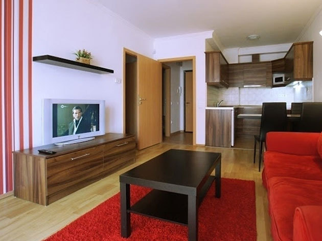 2018.01.01-03.29. / Solaris Apartman & Resort Cserkeszőlő 4 nap 3 éj 2 fő részére reggelivel fürdőbelépővel és EXTRÁKKAL