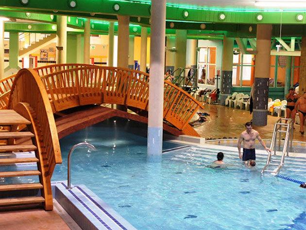Cserkeszőlői üdülés - 3 vagy 4 nap 2 főnek reggelivel a Solaris Apartman & Resort-ban, fürdőbelépővel és további extrákkal