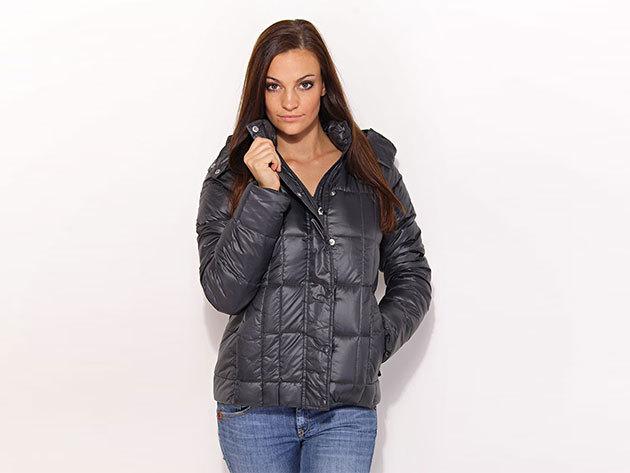 Nike Ad Touch Down Jacket sötétszürke L (418787/061_sötétszürke_L)