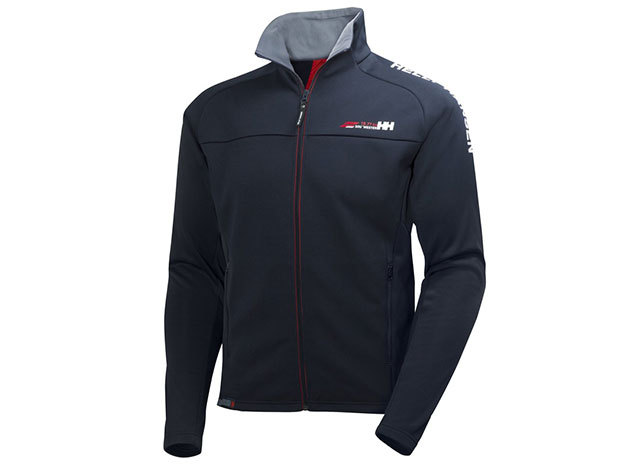 Helly Hansen HP FLEECE JACKET NAVY S (54109_597-S)