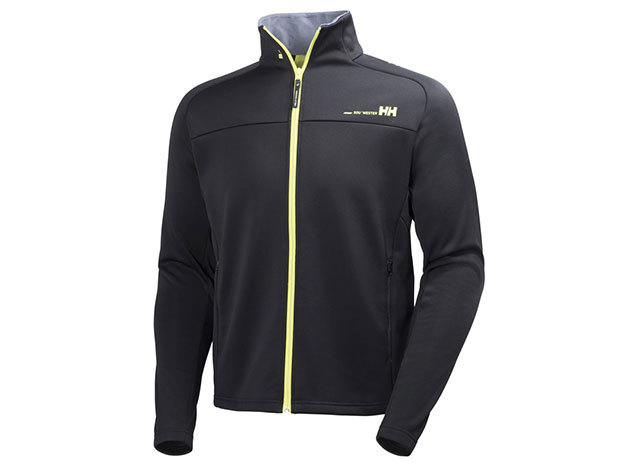 Helly Hansen HP FLEECE JACKET BLACK S (54109_990-S)