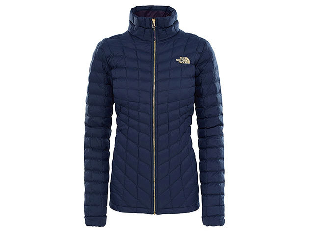 THE NORTH FACE NŐI DZSEKI THERMOBALL FULL ZIP JACKET URBAN NAVY - T93BRLH2G XL-ES MÉRET (AZONNAL ÁTVEHETŐ)