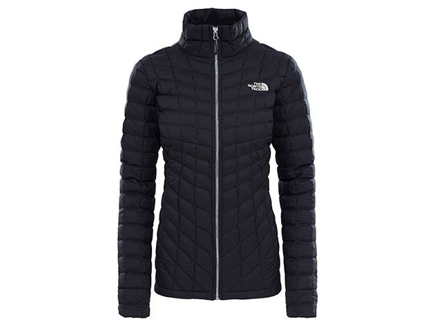 THE NORTH FACE NŐI DZSEKI THERMOBALL FULL ZIP JKT TNF BLK - T93BRLKW6 M-ES MÉRET (UTÁNRENDELÉSRE)