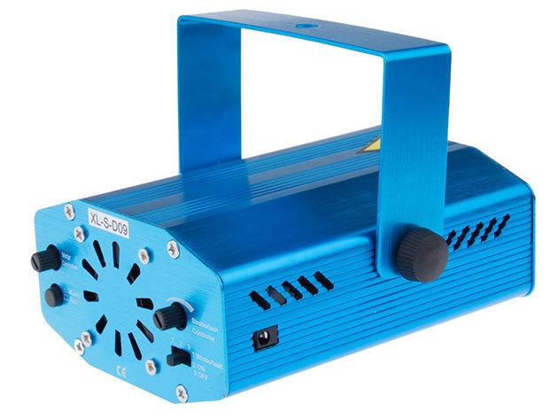 Mini lézer disco fény IRP-000000500