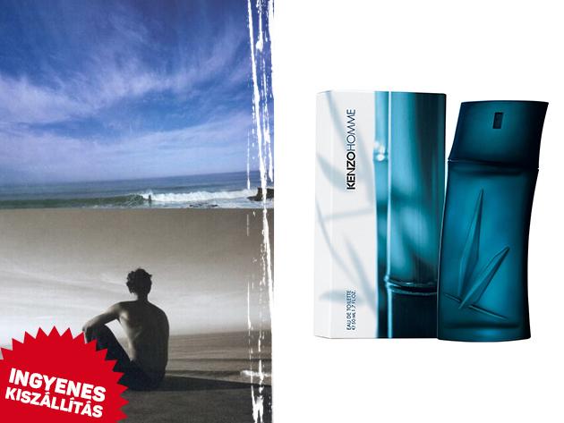 Kenzo - Kenzo Homme EDT férfiaknak friss illattal (100ml) ingyenes kiszállítással