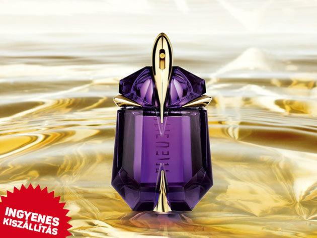 Thierry Mugler - Alien parfüm (EDP, 60 ml) vagy Deo Spray (100 ml) nőknek, ingyenes kiszállítással - csábító illat