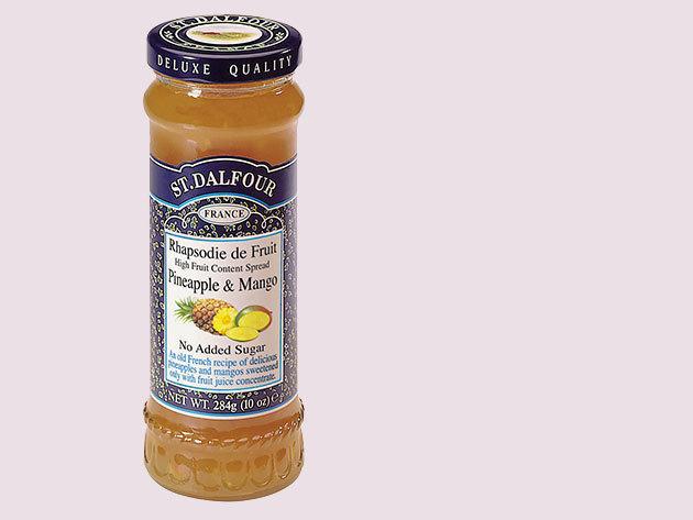 St. Dalfour lekvár - ananász mangó
