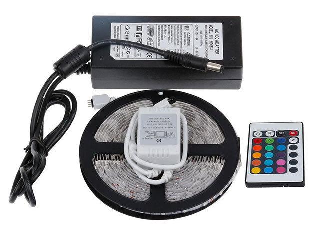 5m RGB LED szett szalag 2835 IRP-000000905