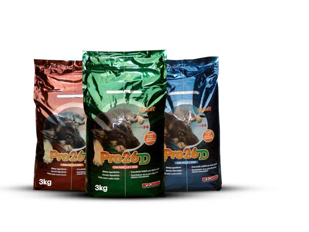 Pro26D kutya eledel 3kg