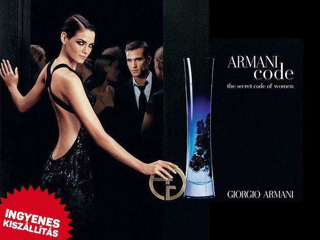 Giorgio Armani - Emporio Armani Because It's You, Eau De Parfum nőknek (100 ml) ingyenes kiszállítással!