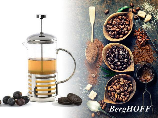BergHOFF Studio Tea/Kávé készítő (350 ml vagy 600 ml-es) prémium minőségben