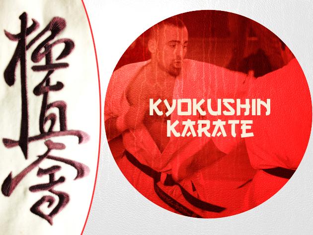 Tanulj Kyokushin Karatét Magyarország első számú mesterétől!