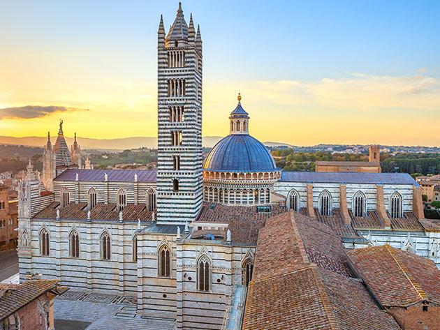 Toszkána, Hotel Executive **** - 3, 4, 6 vagy 8 nap szállás 2 felnőtt részére reggelis vagy félpanziós ellátással Sienában / hosszú beválthatóság