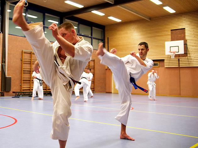 Kyokushin Karate edzés 1 hónapos felnőtt bérlet
