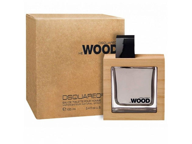 Dsquared2 - He Wood EDT férfiaknak (100ml)
