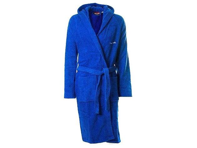 Pierre Cardin Unisex Kék Fürdőköntös - 3XL