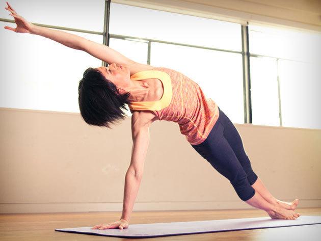 3 alkalmas jóga (hétköznap délután 18 órától)