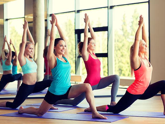Gerinctorna és jóga - 3 alkalmas bérletek a tested épségének fenntartásáért