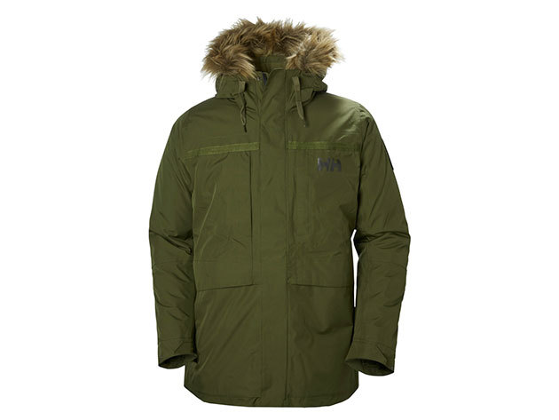 Helly Hansen COASTAL 2 PARKA IVY GREEN XL (54408_491-XL)