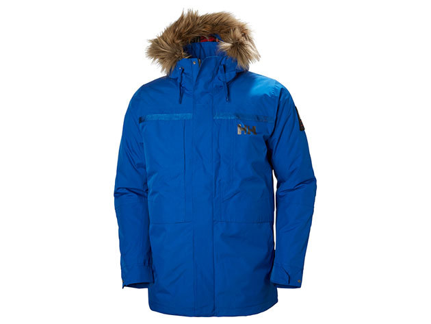 Helly Hansen COASTAL 2 PARKA OLYMPIAN BLUE XL (54408_563-XL)