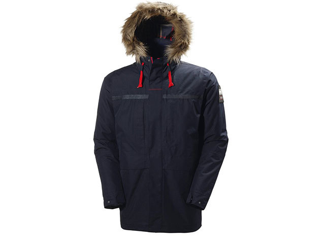Helly Hansen COASTAL 2 PARKA NAVY L (54408_597-L)