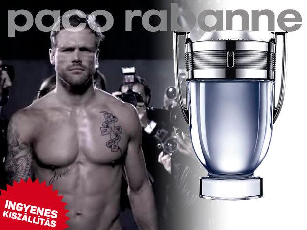 Paco Rabanne - Invictus Intense EDT férfiaknak (100 ml), ingyenes kiszállítással! TOP TERMÉK