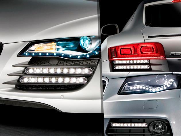 Dekoráld és tedd jól láthatóvá az autódat a LED csíkkal!