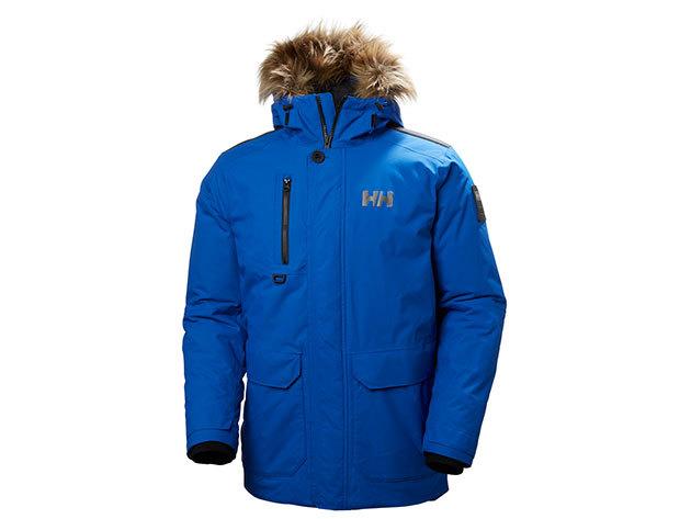 Helly Hansen SVALBARD PARKA OLYMPIAN BLUE XL (53150_563-XL)